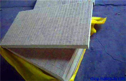 温州憎水岩棉板保温材料