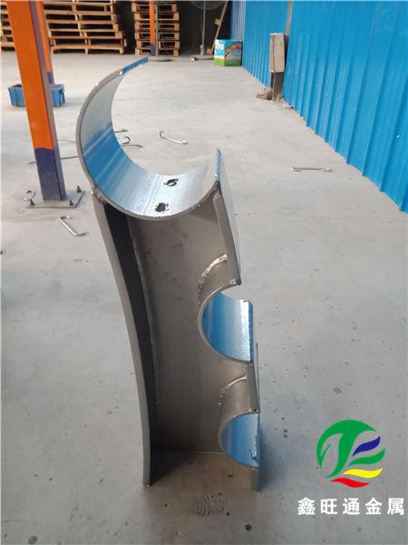 山东不锈钢复合管护栏价格样式齐全