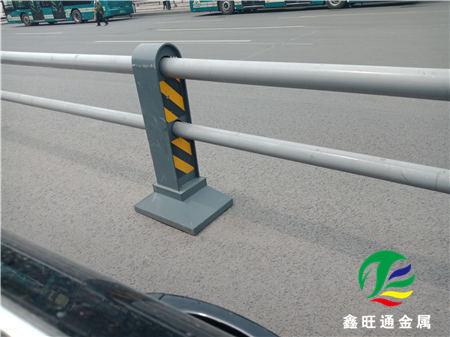 德宏碳钢喷塑护栏报价