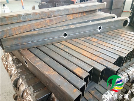内江304不锈钢护栏生产线