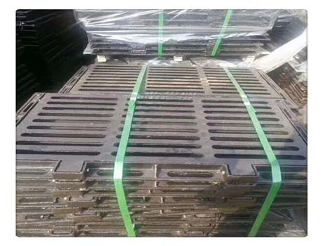 陕西省安康市汉阴球墨铸铁方井盖500*500免费设计