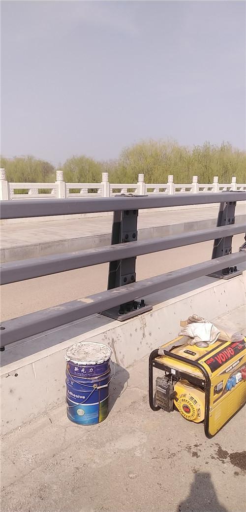 天津304不锈钢复合管护栏防腐性能强