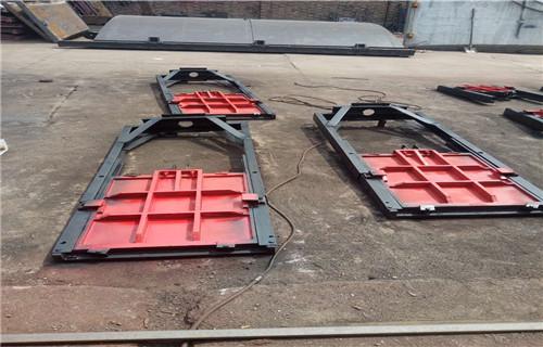 张家界平板铸铁闸门厂家有限公司