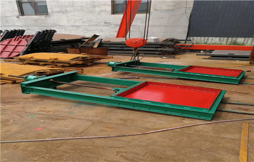 东营水力自动翻板闸门操作简便