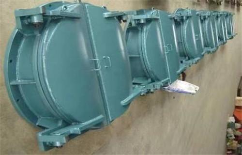 东营节能型侧开式拍门质量保障