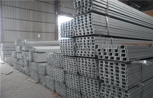西藏镀锌槽钢厂家