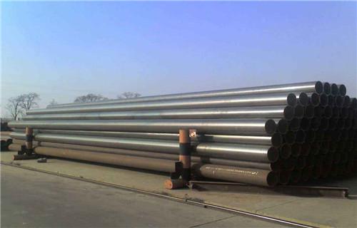 西藏大口径焊管规格重量表