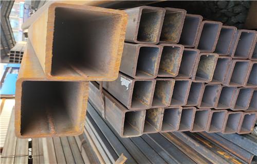 黑龙江不锈钢方管现货