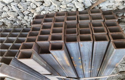 西宁不锈钢方管规格表