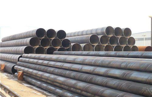 西藏螺旋钢管一根多长