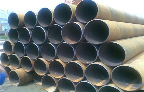 西宁螺旋钢管每米重量
