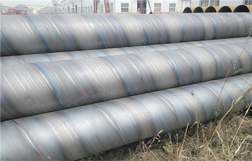 黑龙江螺旋管每米重量