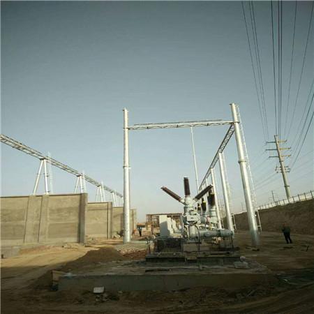 110kv架构及基础结构威海定制厂家