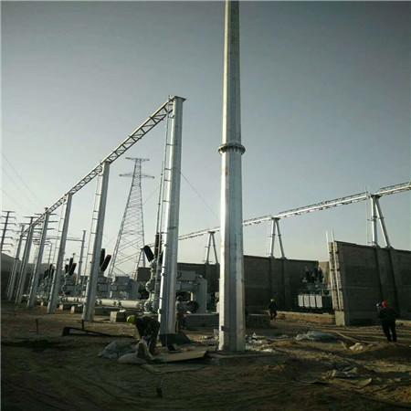 110kv架构及基础结构内江厂家