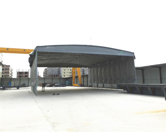 蚌埠上海移动雨棚遮阳篷