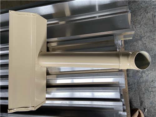 四平铝合金120x150直接水管接头公司
