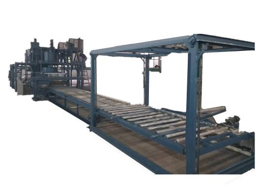 安康 模箱匀质板生产线