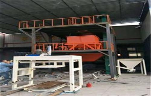 山东 水泥基生产线