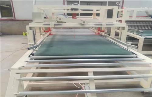 山东 模方匀质板切割机产品用途