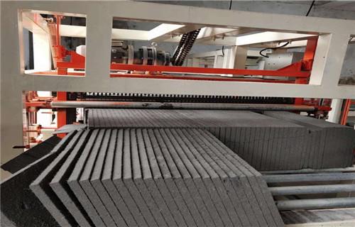 山东 压制水泥基匀质板生产线 产品介绍