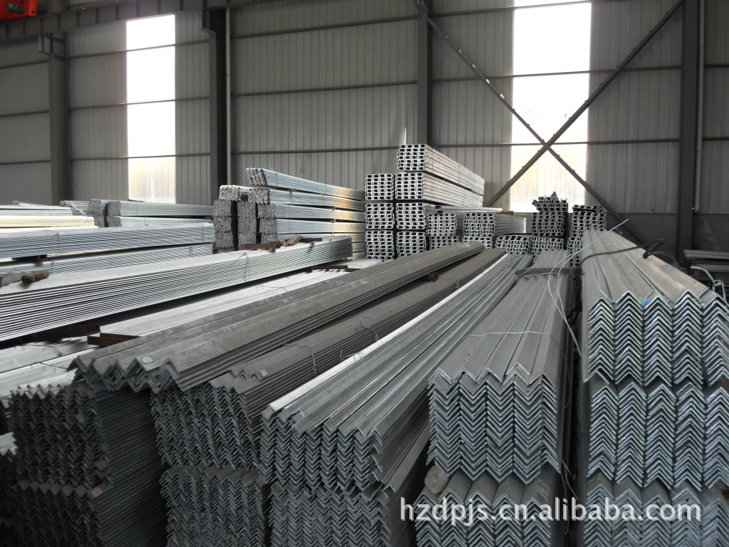 天津镀锌角钢代理销售厂家