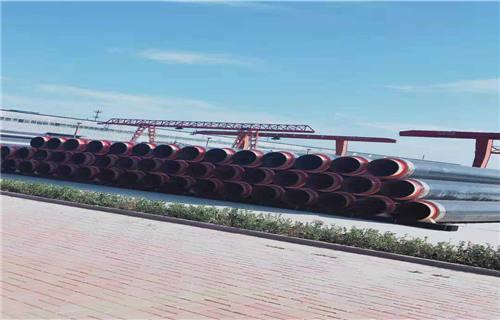 宁德钢套钢复合保温管道  厂家