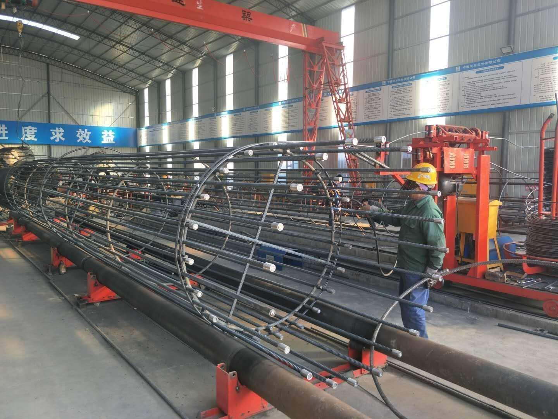 河北沧州河间市钢筋笼缠绕机一个即可发货