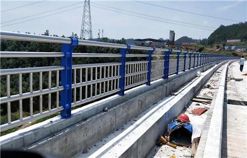 西藏桥梁防撞护栏桥梁定做品质保证