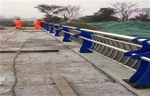 海口桥梁防撞栏杆120元/米