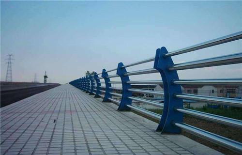 漳州防撞桥梁护栏发货快