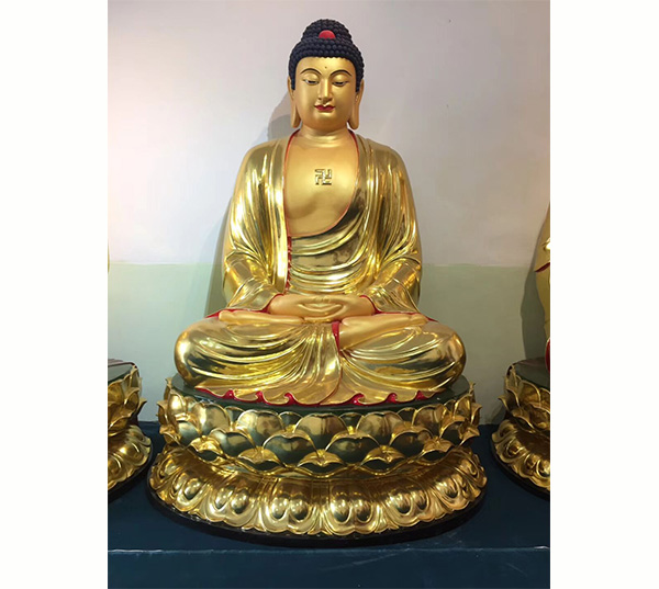 锦州铜雕佛像