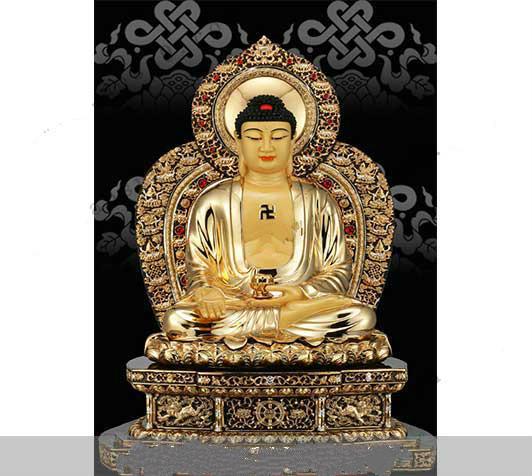 黔西南铜雕佛像烁燊铜雕工艺品有限公司