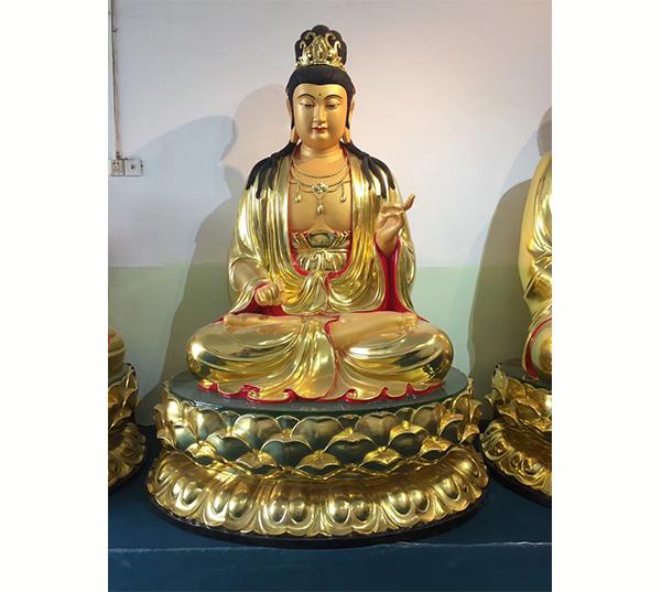 锦州铜雕菩萨