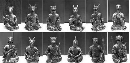 锦州铜大象铜雕