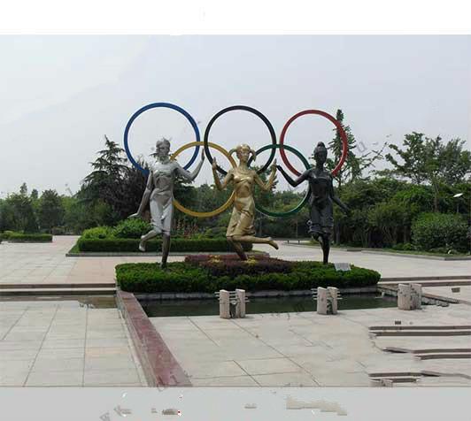 宁德城市雕塑哪家好认准河北烁燊铜雕工艺品有限公司