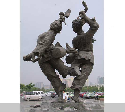 莆田城市雕塑哪家好认准河北烁燊铜雕工艺品有限公司