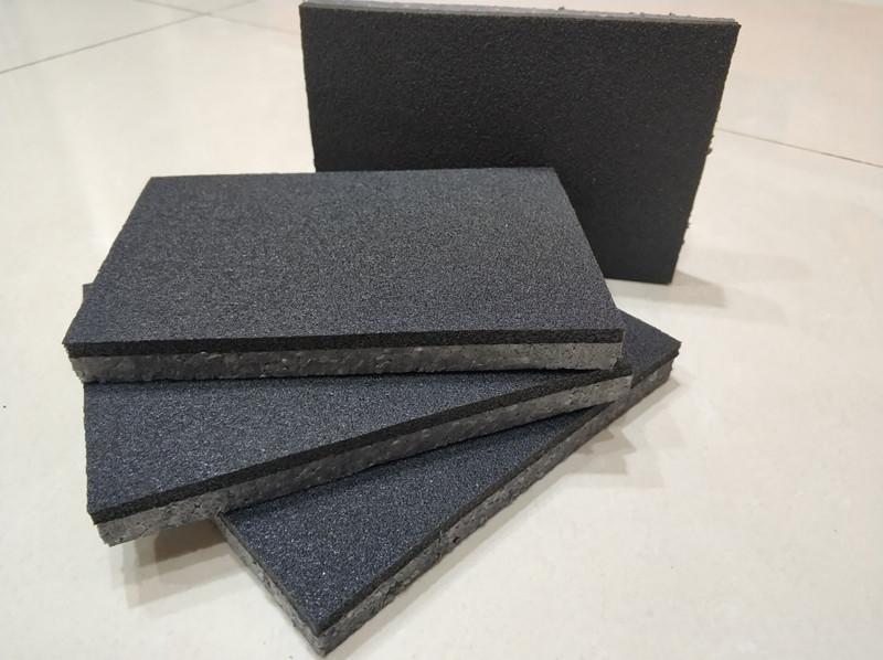 安庆高密度纳米橡塑保温隔声板b1级阻燃