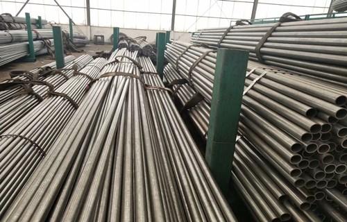 威海gcr15精密钢管价格合理