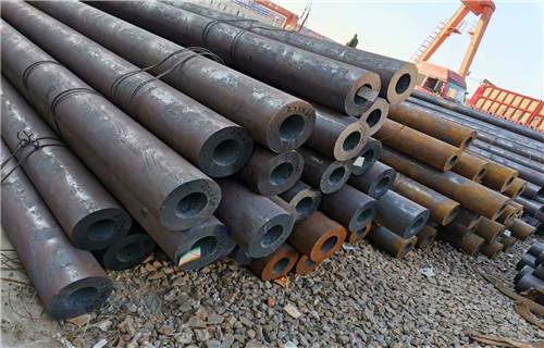黄冈L245热轧无缝钢管质量价格