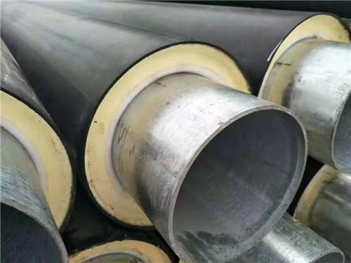 铁皮架空保温管池州保温管价格
