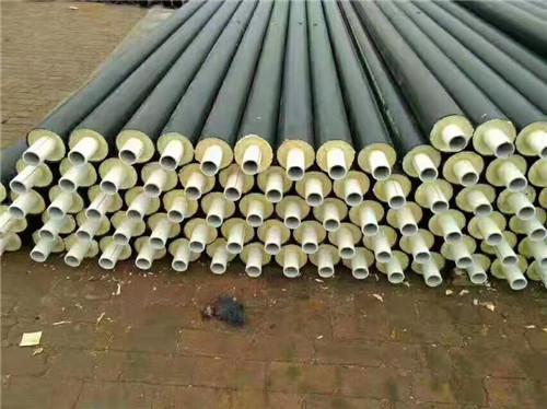 北京直埋聚乙烯保温管规格分类