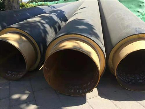 螺旋发泡剂保温管钢管海口保温材料