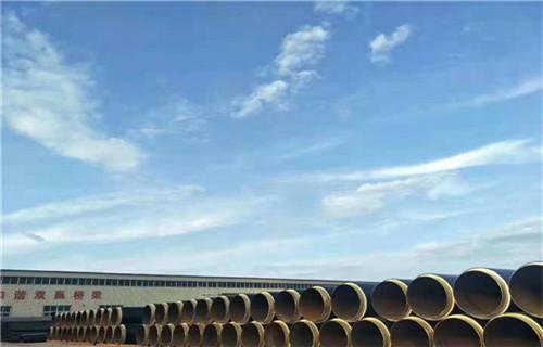 惠州生产直埋式防水发泡保温管生产单位