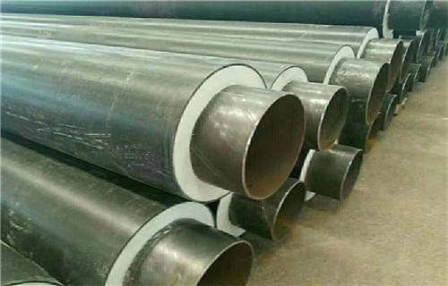 日喀则埋地聚氨酯发泡保温管在线生产