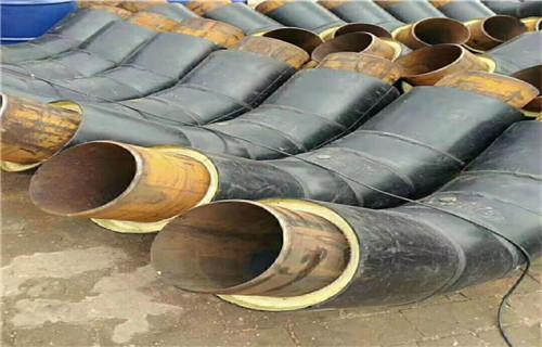 吕梁聚乙烯发泡埋地保温管在线生产