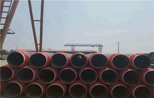 惠州聚氨酯发泡供暖保温管哪里生产