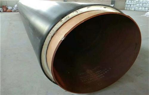 惠州高密度硬质发泡保温管特点介绍