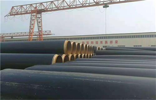 惠州整体式发泡保温管发展近况