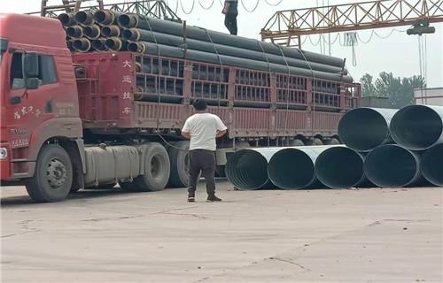 宁德预制聚氨酯暖气保温管DN100生产厂家