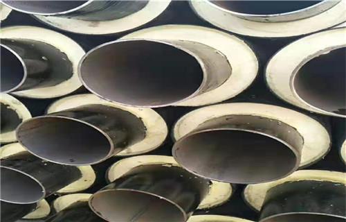 宁德外护白铁皮聚氨酯发泡保温管生产厂家